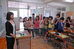 大崎小学校 5年生