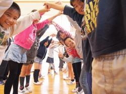 3 鹿野小学校