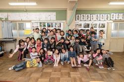 宮崎県都城市立有水小学校、1回目・7/16、2回目・10/29、4~6年37名 ...