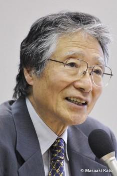 齊藤博氏 (法学博士・弁護士)
