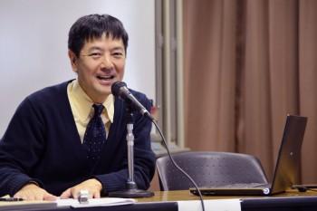 安藤和宏氏・(東洋大学法学部准教授・法学博士