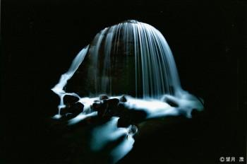 「水の軌跡」望月 茂