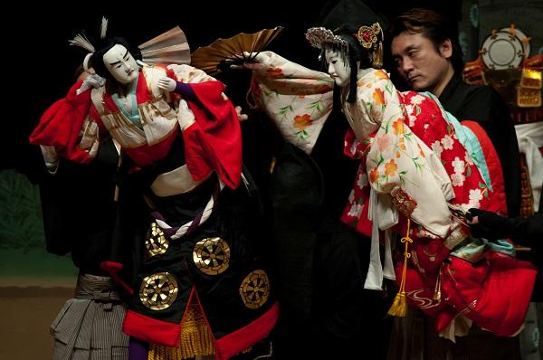 後藤剛写真展「Awaji Ningyo Joruri  淡路人形浄瑠璃」