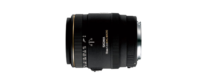 MACRO 70mmF2.8 EX DG