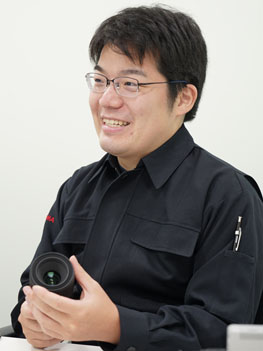 シグマ 仲本氏