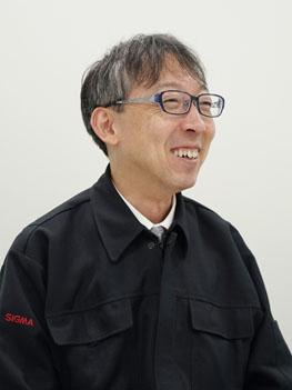 シグマ桑山氏