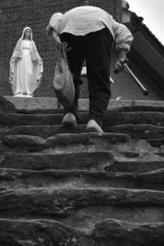 教会…老女