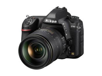 FXフォーマットデジタル一眼レフカメラ「ニコン D780」