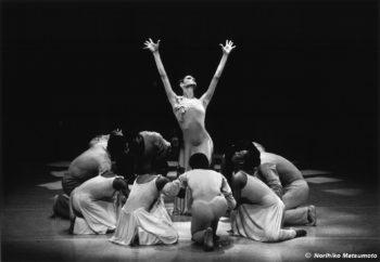 Photo:アルビン・エイリー舞踊団「メモリア」1982年